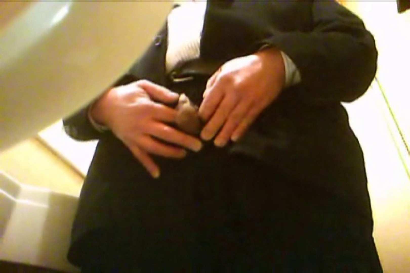 SEASON 2ND!掴み取りさんの洗面所覗き!in新幹線!VOL.21 スジ筋系マッチョマン ゲイえろ動画紹介 93連発 5