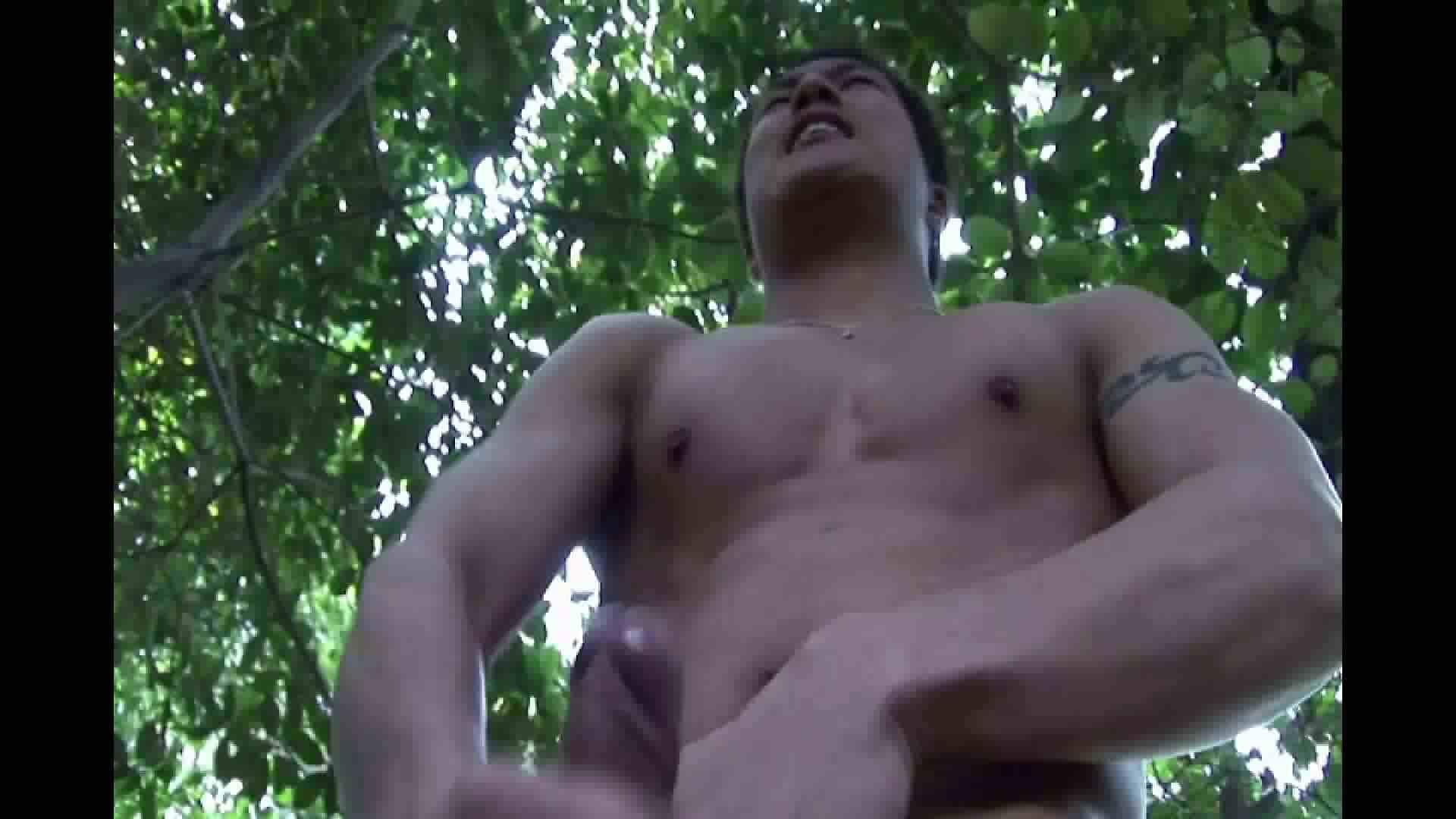 ノンケイケメンの欲望と肉棒 Vol.8 肉肉しい男たち ゲイエロ画像 73連発 8