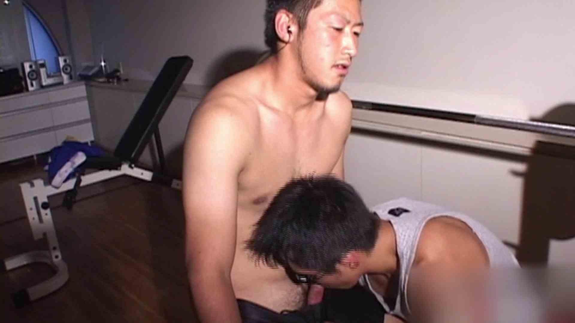 筋肉バカのおてぃんてぃんはほとんどゲイだからぁ…vol.1 ノンケのオナニー ゲイ無料エロ画像 78連発 39