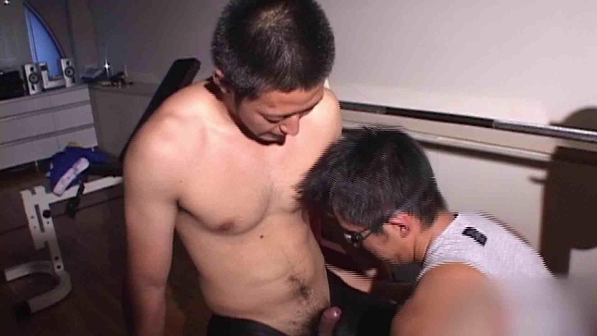 筋肉バカのおてぃんてぃんはほとんどゲイだからぁ…vol.1 アナルオナニー ゲイ無修正ビデオ画像 78連発 52