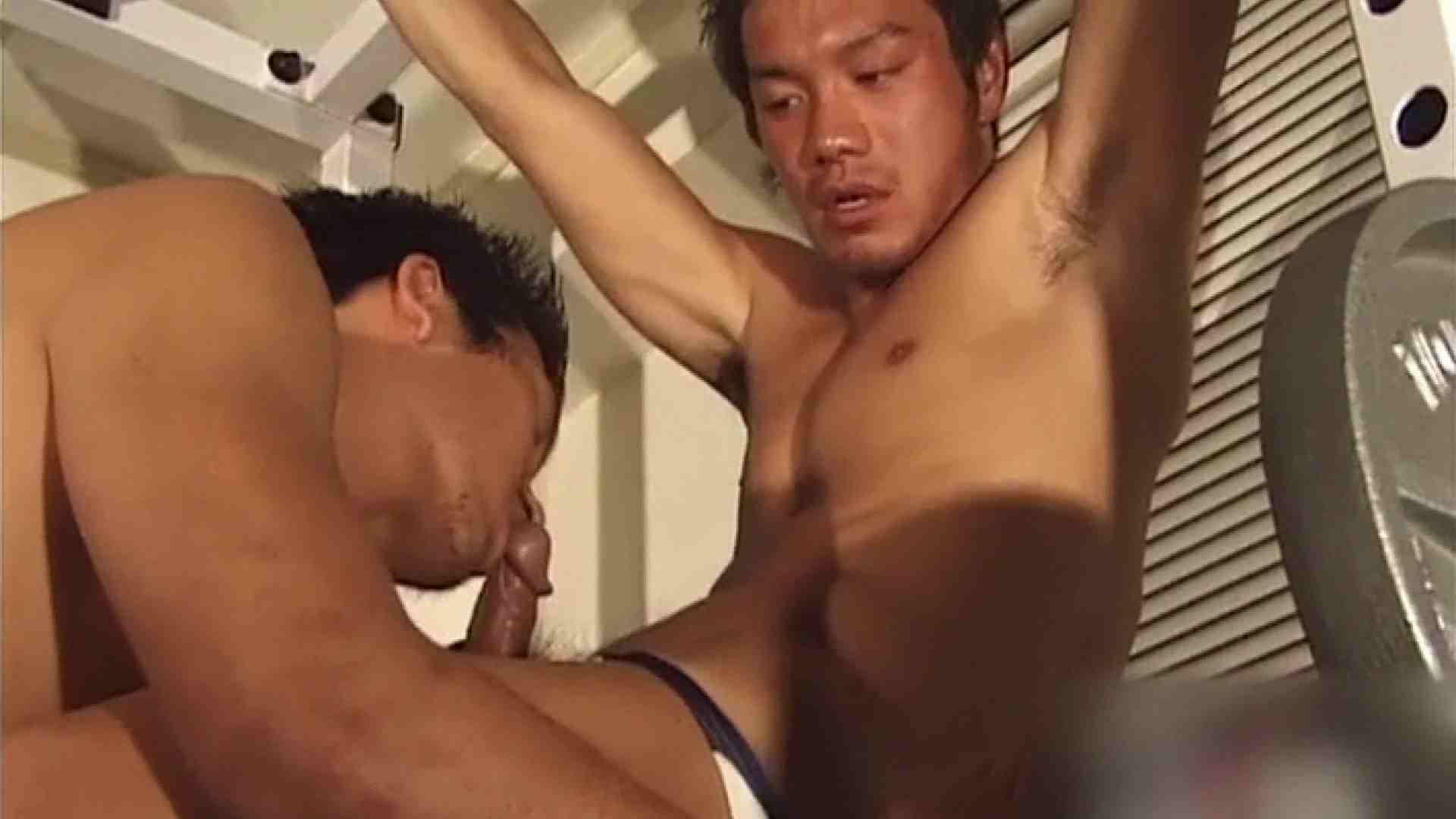 筋肉バカのおてぃんてぃんはほとんどゲイだからぁ…vol.3 水着 ゲイアダルトビデオ画像 70連発 34
