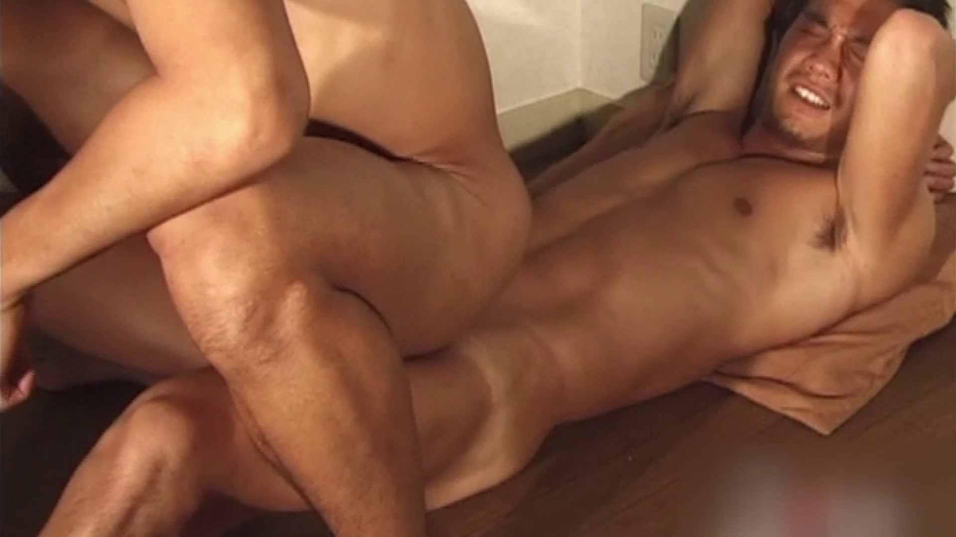 筋肉バカのおてぃんてぃんはほとんどゲイだからぁ…vol.3 ゲイのアナル ゲイヌード画像 70連発 68