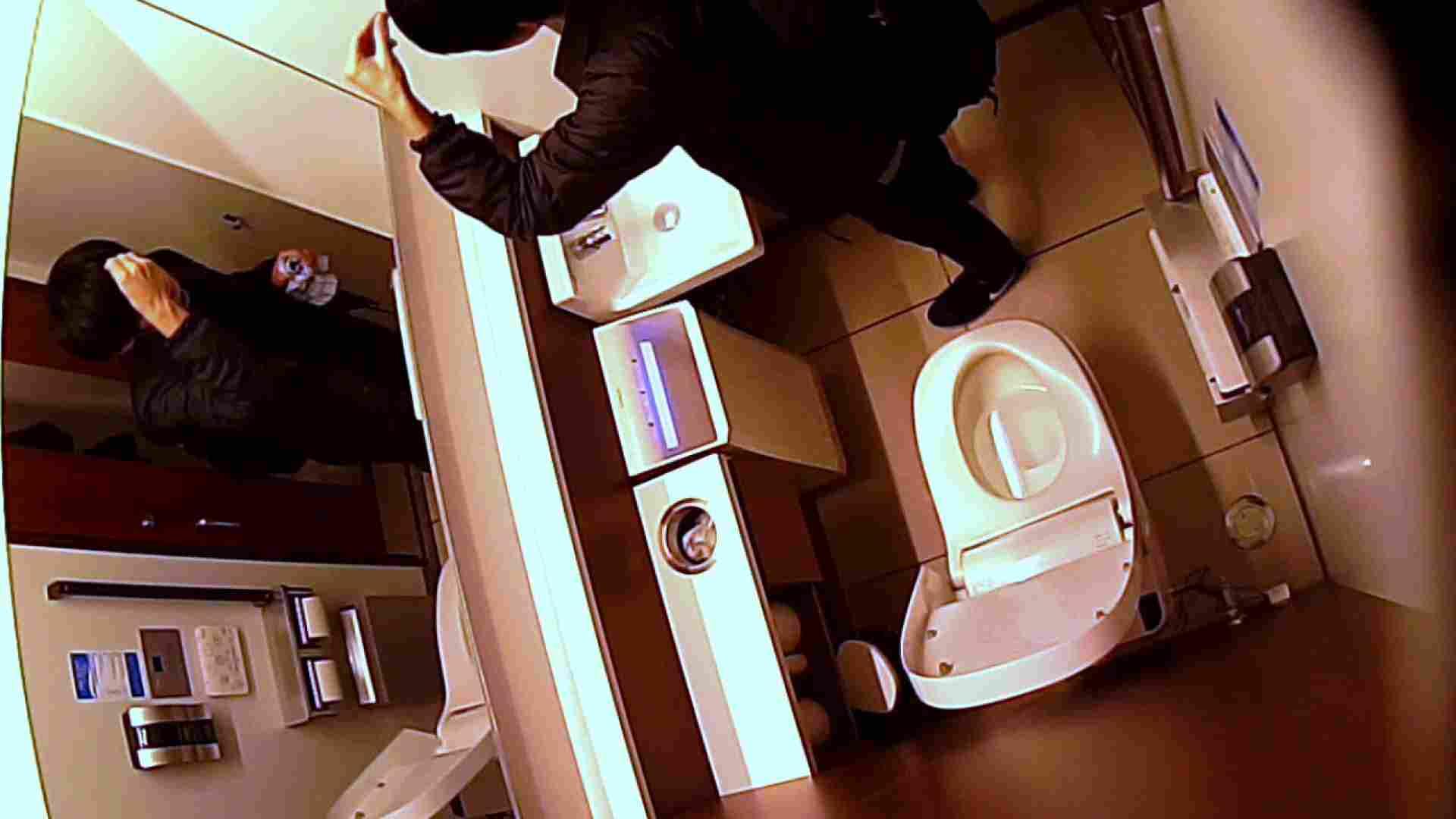 すみませんが覗かせてください Vol.32 トイレ  61連発 56