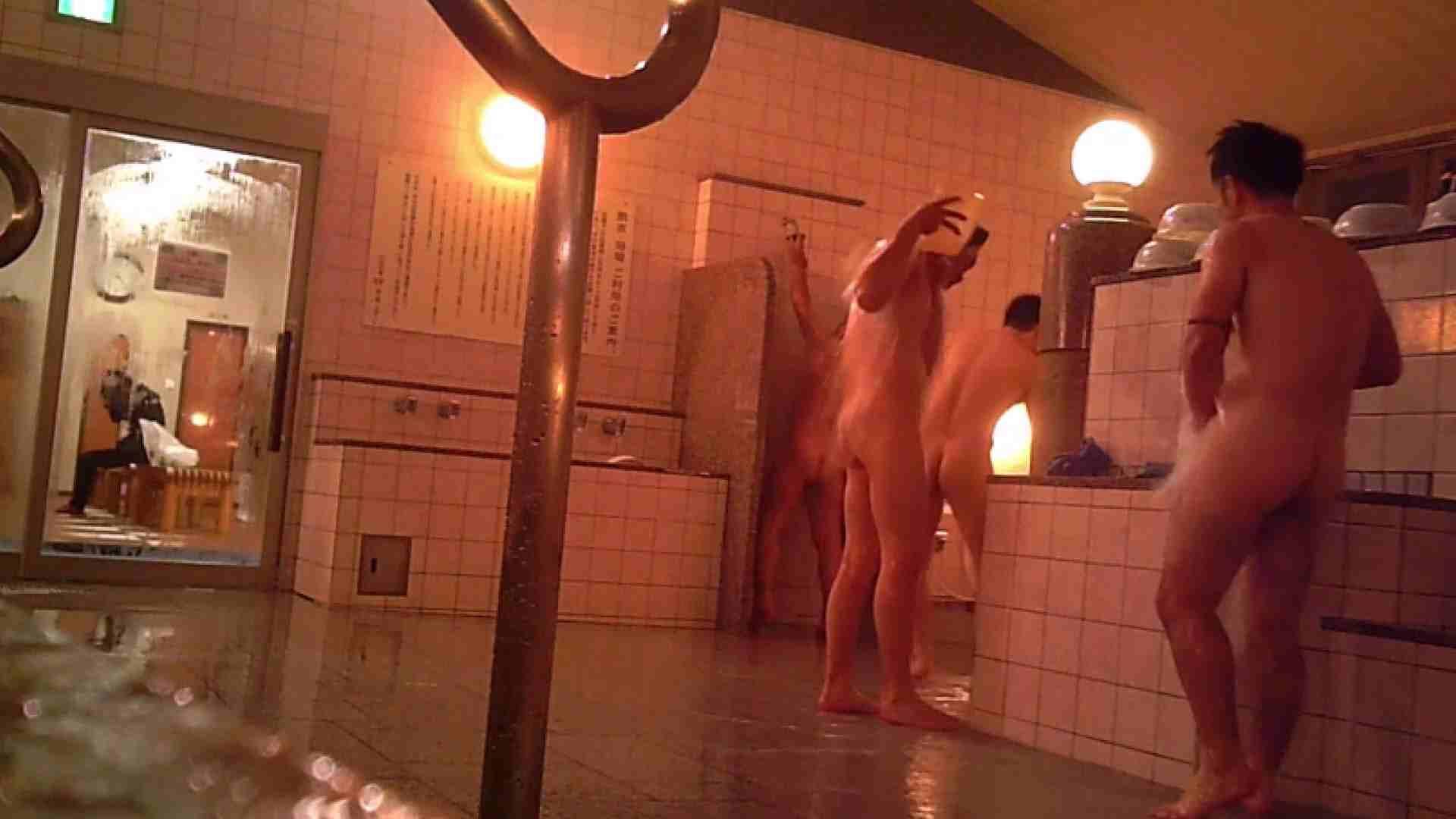 行くぜ!がっつり男風呂!Vol.09 男に首ったけ ペニス画像 96連発 2