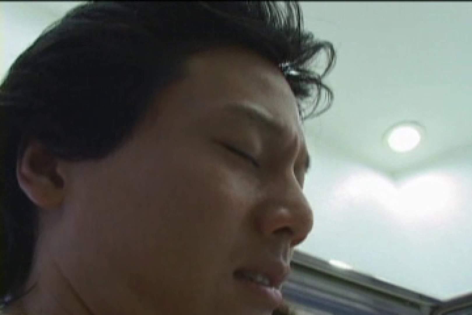 イケメンキラキラ列伝!02 スジ筋系マッチョマン ゲイ精子画像 29連発 21