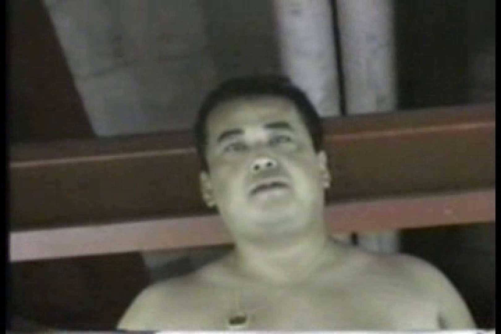 太った男じゃダメですか?13 野外・露出 ゲイ無修正動画画像 97連発 12