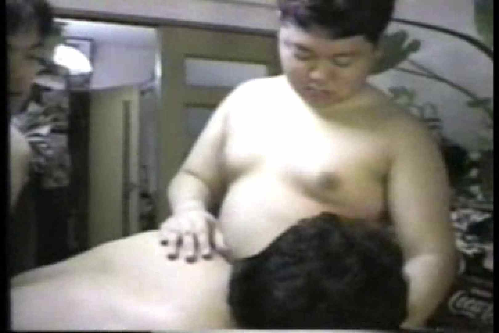 太った男じゃダメですか?15 アナル舐め ゲイAV画像 70連発 4