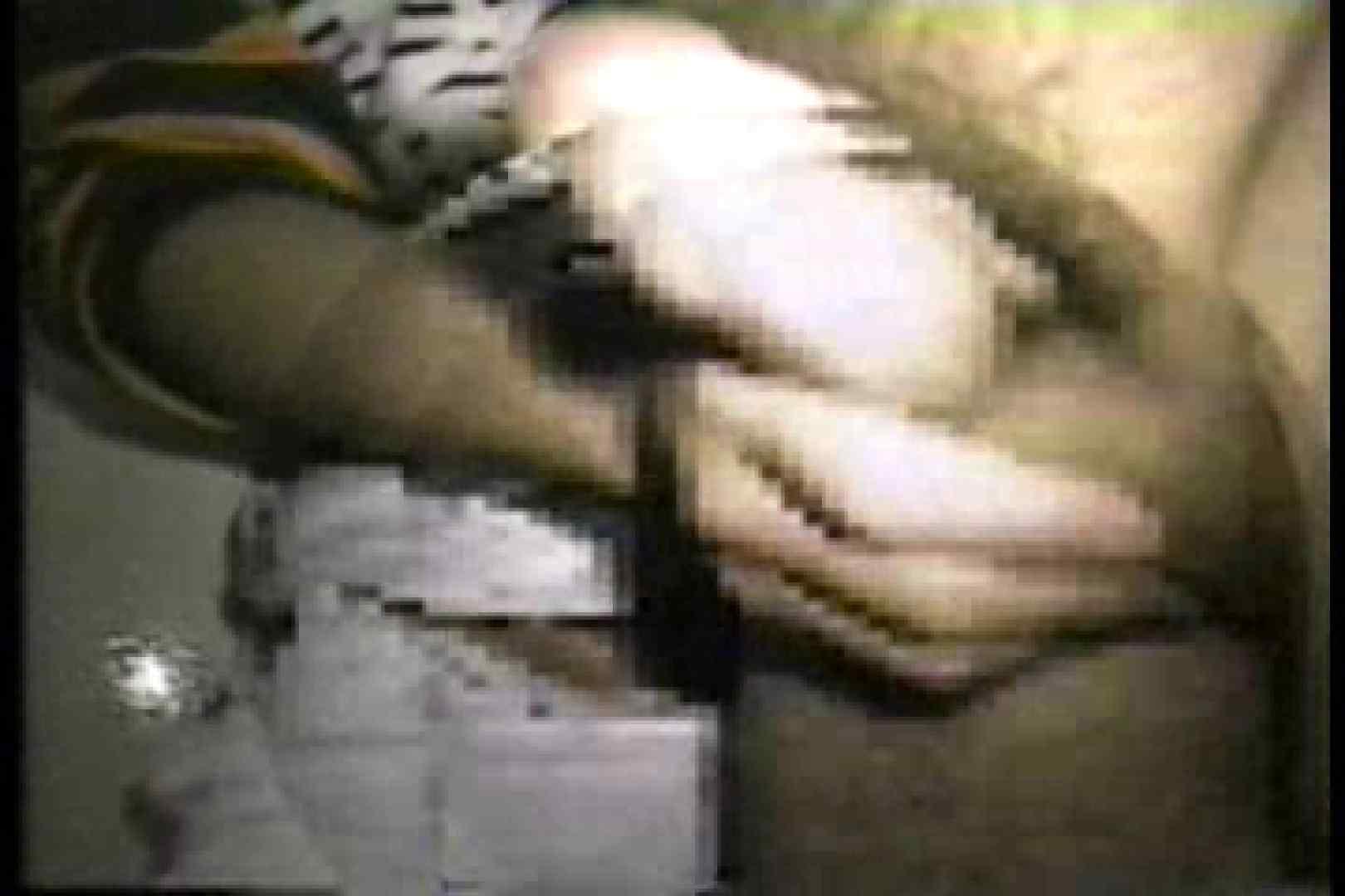 太った男じゃダメですか?16 ノンケのオナニー ゲイAV画像 39連発 17
