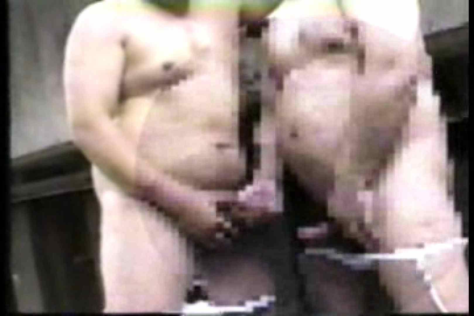 太った男じゃダメですか?17 おやじ熊系な男たち ゲイモロ見え画像 65連発 7