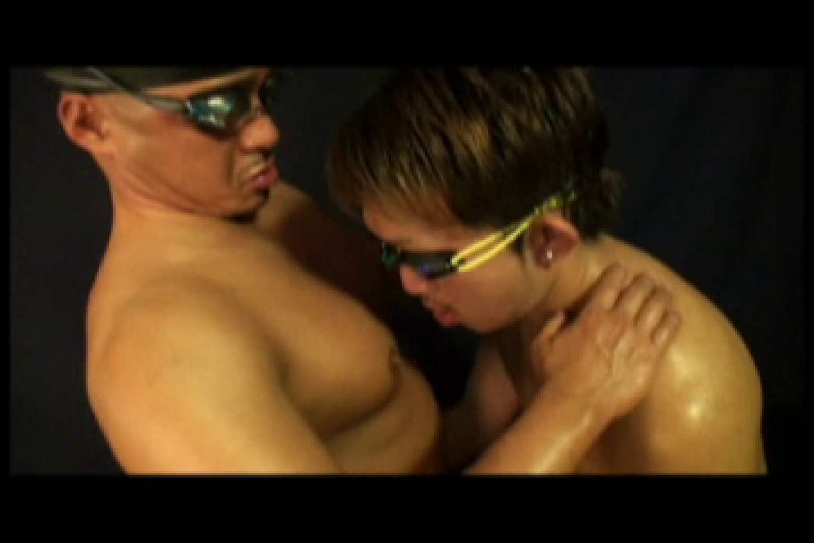 Muscle Goggles fuck!!vol.05 フェラ男子 ゲイ精子画像 76連発 28