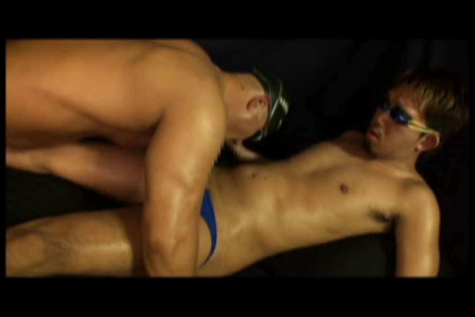 Muscle Goggles fuck!!vol.05 スポーツ系な男たち ゲイSEX画像 76連発 42