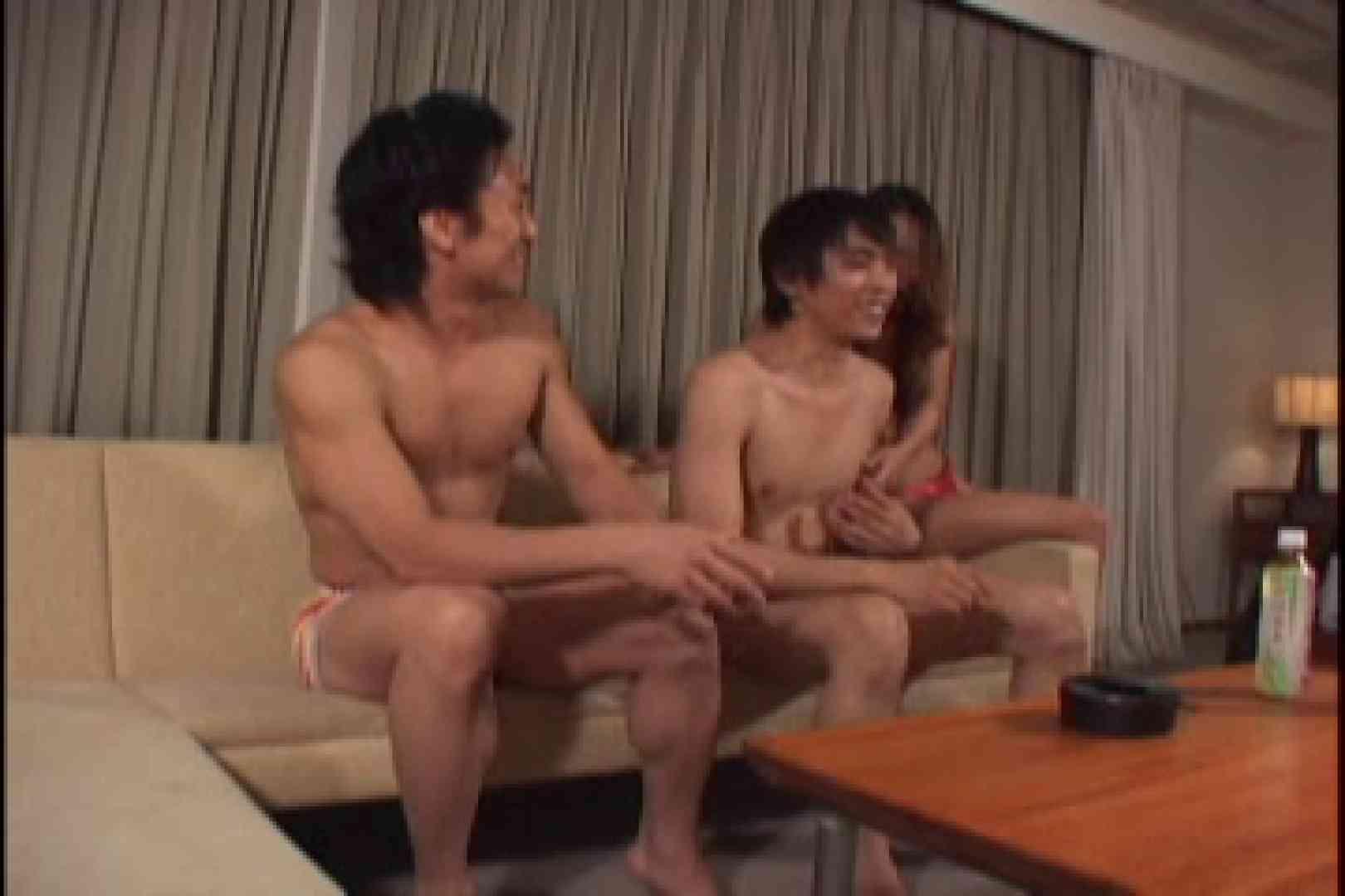 イケメンズEYE!男目線の本番vol.04 男に首ったけ ゲイ無料エロ画像 50連発 16