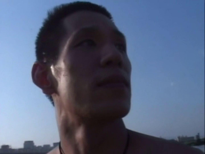 スポメン鍛え上げられた肉体と反り返るモッコリ!!01 ノンケのオナニー ゲイ無修正動画画像 86連発 2