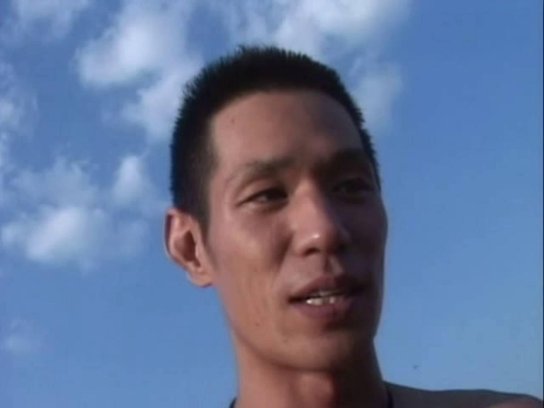 スポメン鍛え上げられた肉体と反り返るモッコリ!!01 フェラ男子 ゲイ無修正ビデオ画像 86連発 31