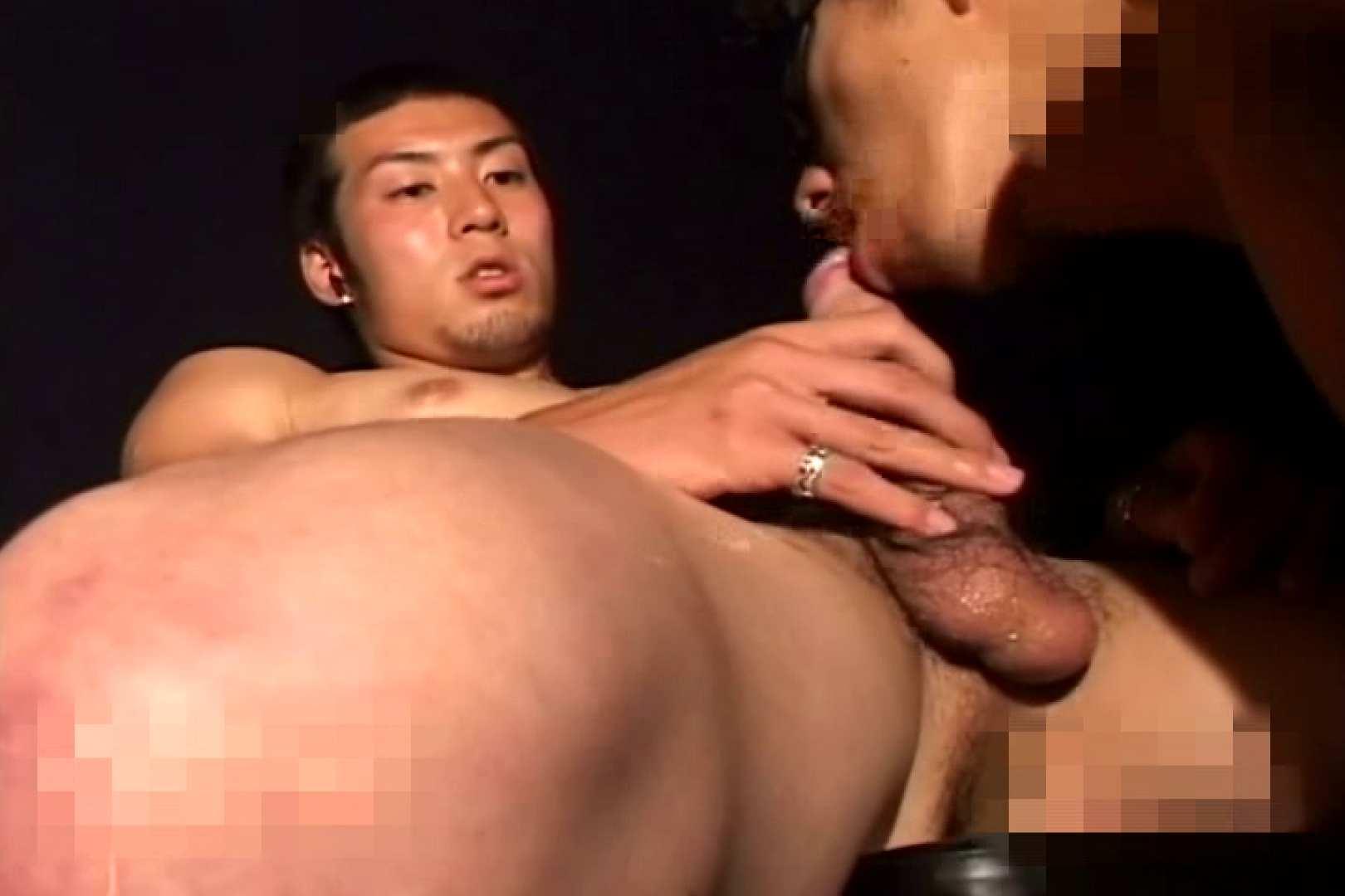 Beautiful muscle モッコリ野郎達!Vol.04 フェチ ゲイAV画像 49連発 46