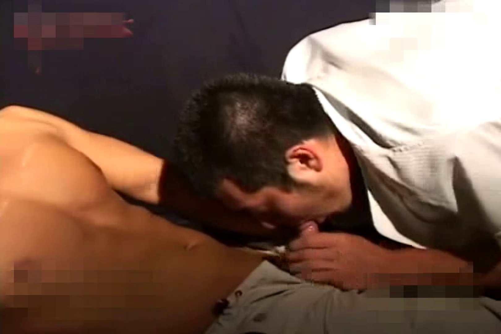 Beautiful muscle モッコリ野郎達!Vol.05 念願の完全無修正 ゲイ射精画像 50連発 23