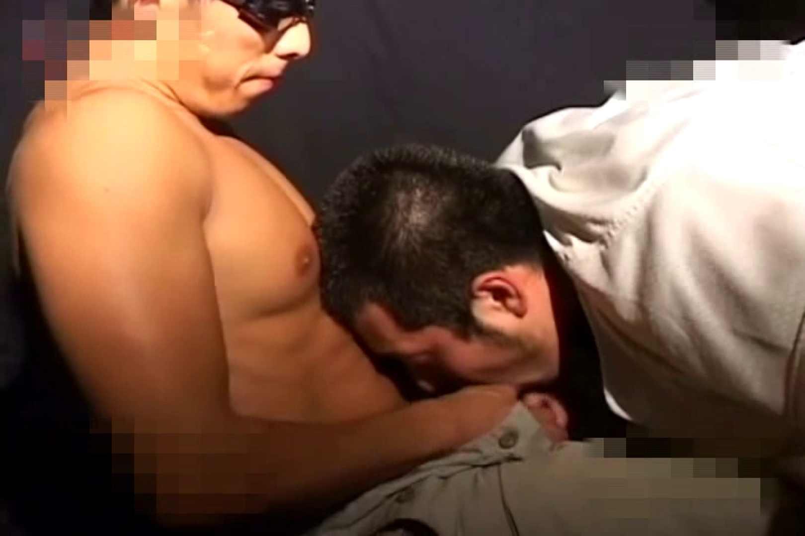 Beautiful muscle モッコリ野郎達!Vol.05 念願の完全無修正 ゲイ射精画像 50連発 44