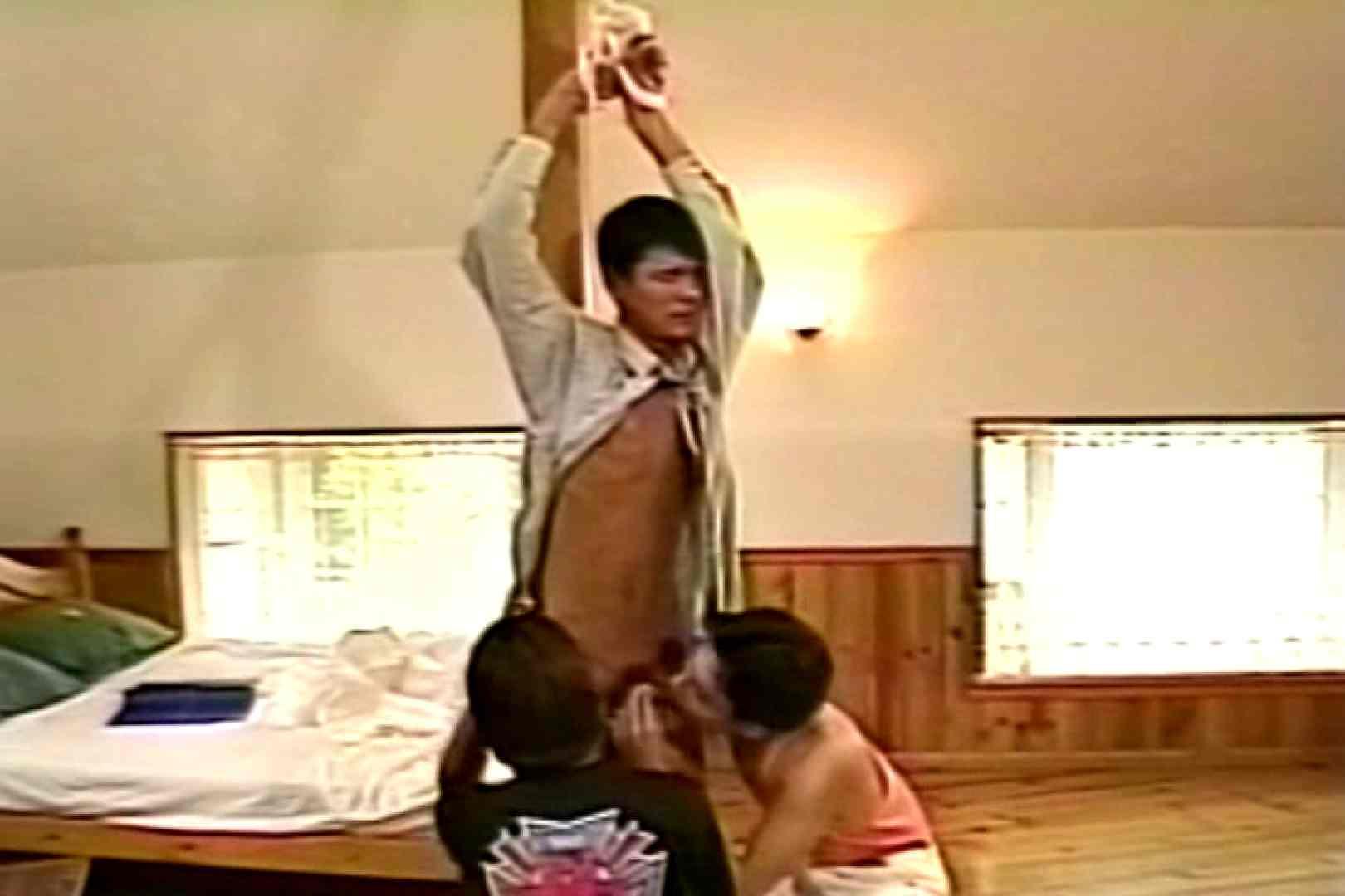 発掘!!あの頃の名作 Vol.03 スジ筋系マッチョマン ゲイ流出動画キャプチャ 94連発 70