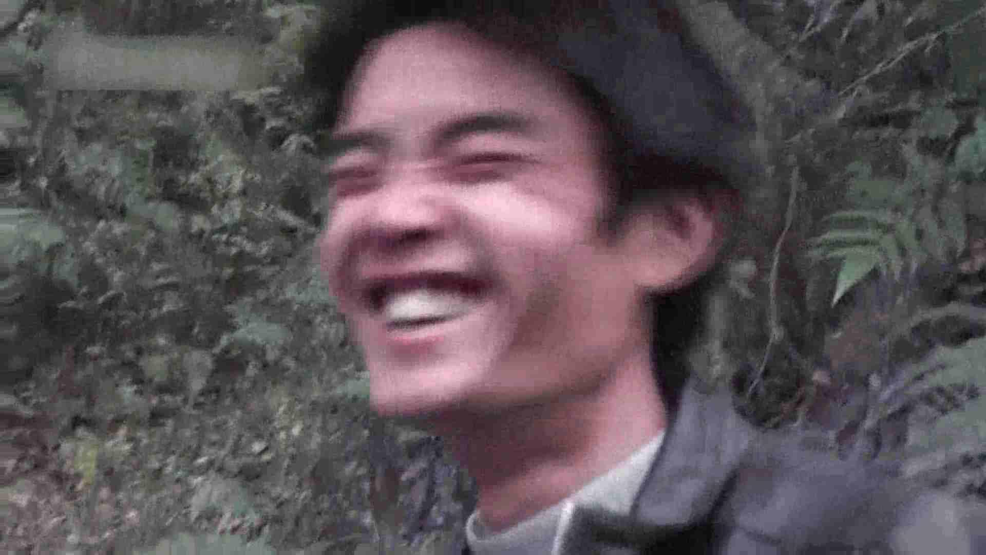 森林浴とオナニー 露出 ゲイ無修正ビデオ画像 80連発 12