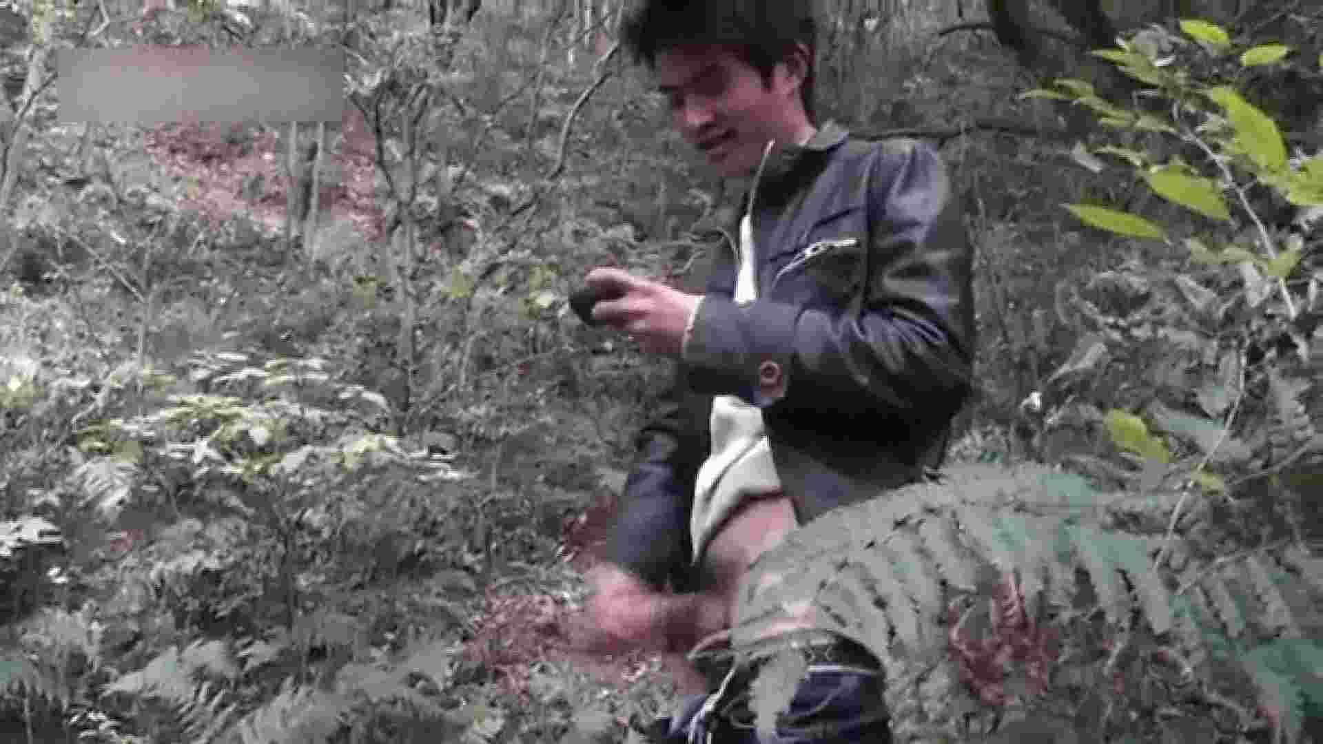 森林浴とオナニー ノンケのオナニー | スリム美少年系ジャニ系  80連発 50