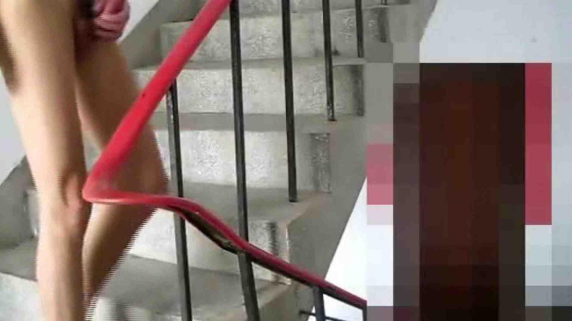 オナニー階段でシコる! シコる ちんぽ画像 95連発 89