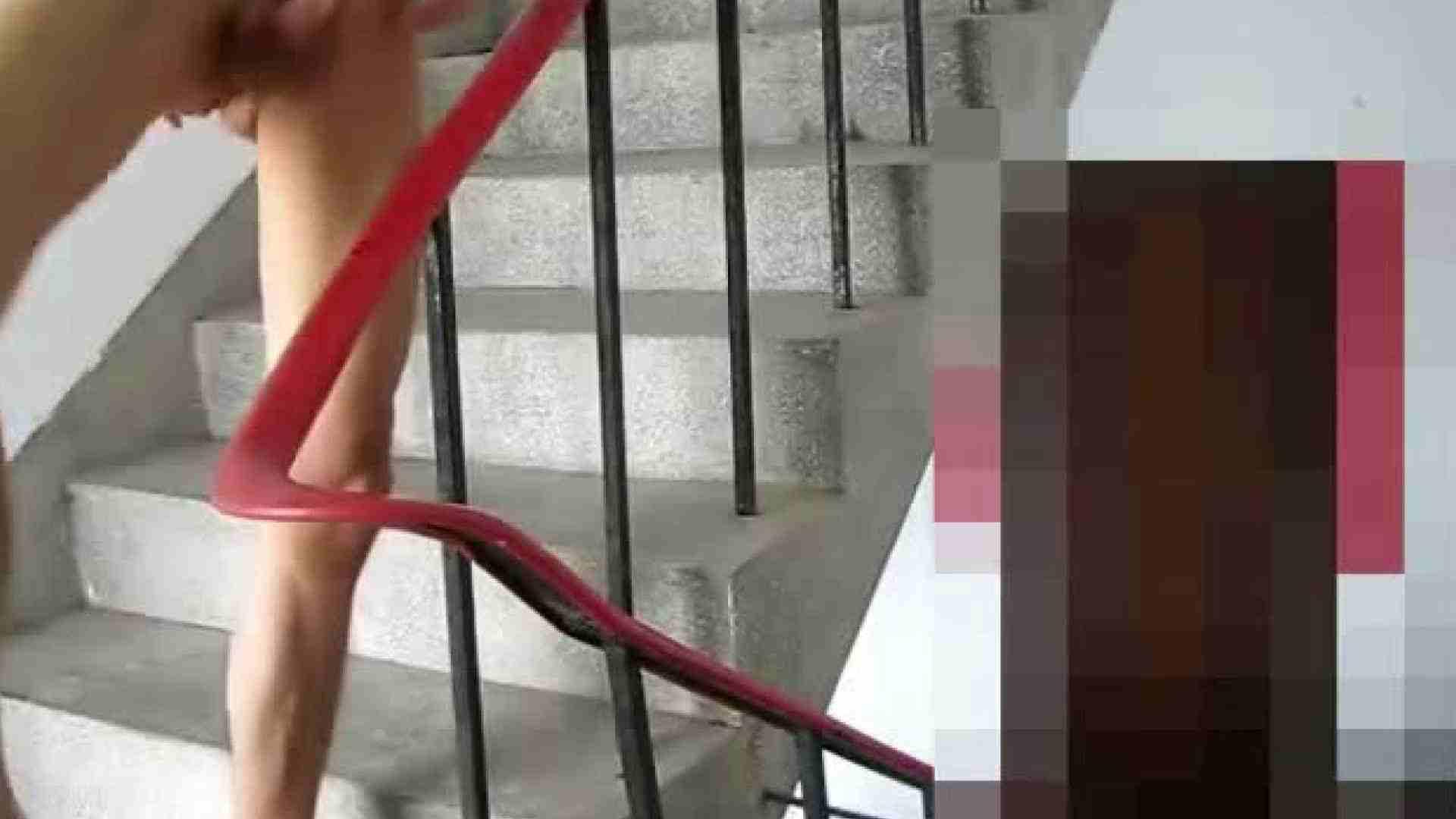 オナニー階段でシコる! シコる ちんぽ画像 95連発 94
