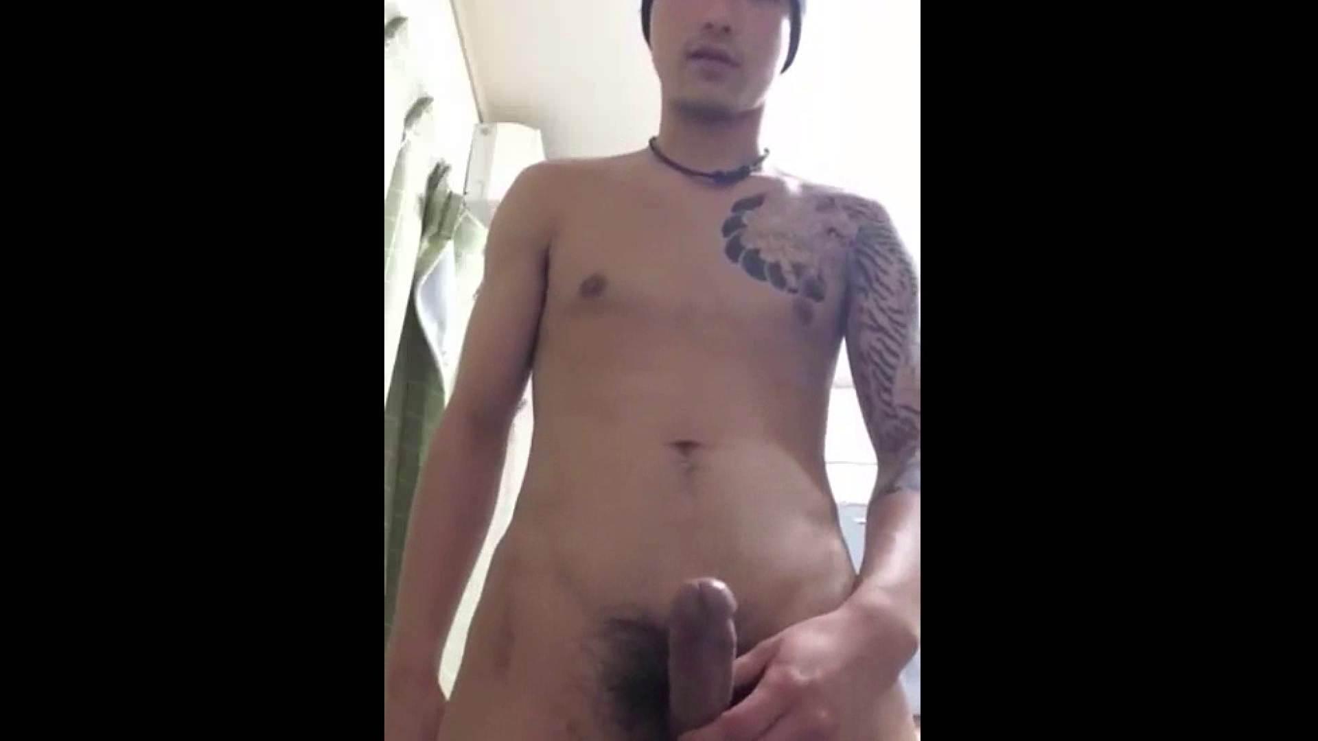 いかついお兄ちゃんのオナニー フェチ ゲイ射精画像 65連発 18