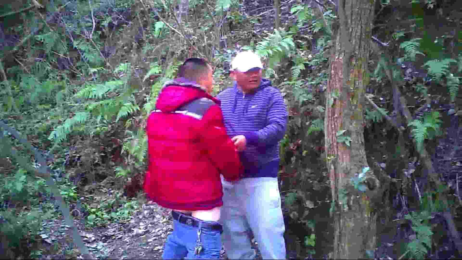 熊おじさんの秘め事 おやじ熊系な男たち ゲイフリーエロ画像 95連発 53